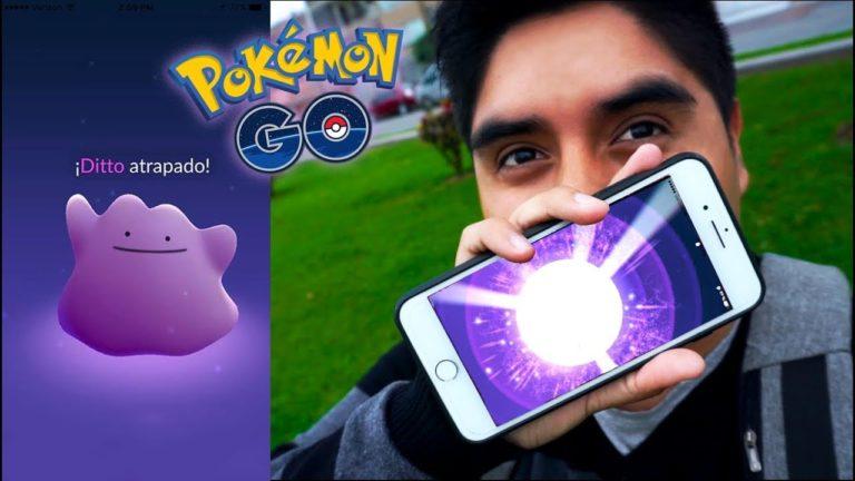 COMO CONSEGUIR A DITTO FÁCILMENTE EN POKÉMON GO 2020 ACTUALIZADO ¿DITTO SHINY? | Pokémon GO