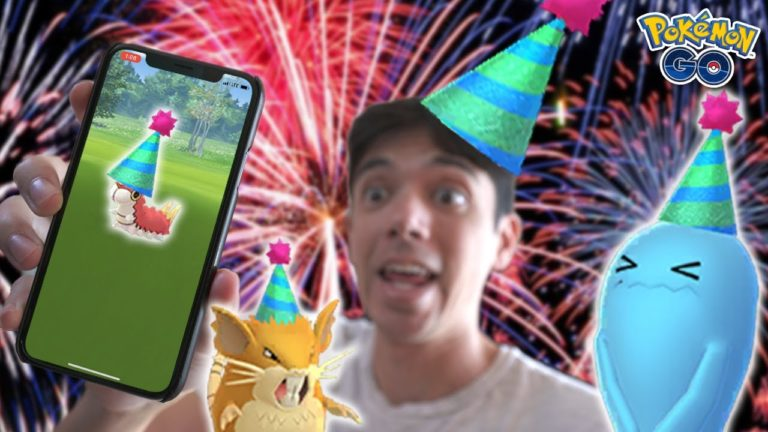 HERE'S WHAT'S COMING IN POKÉMON GO 2020!