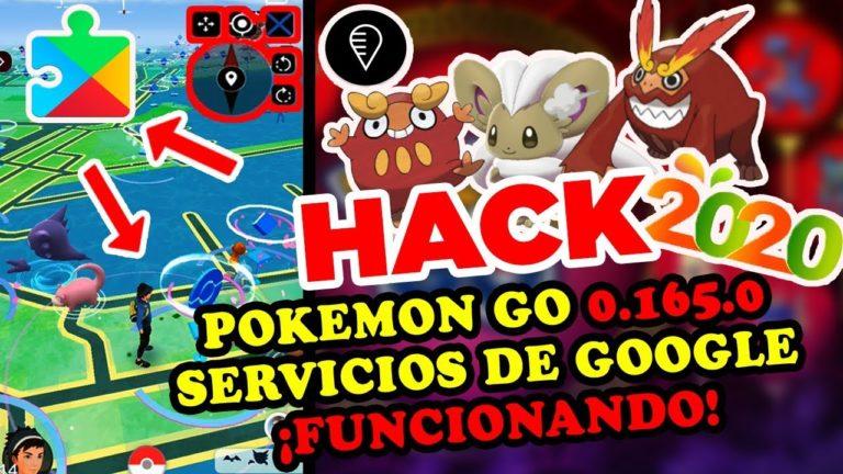 COMO SER FLY EN POKEMON GO 0.165.0 JOYSTICK + SERVICIOS DE GOOGLE | JUGAR DESDE CASA | NO VMOS 2019