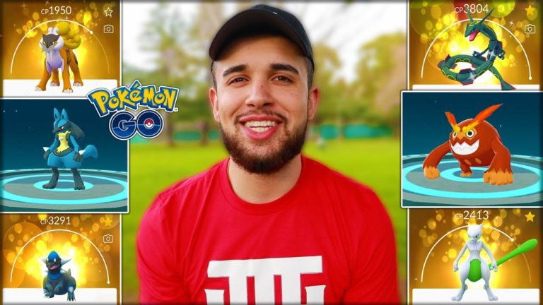 THESE ARE THE BEST POKÉMON IN THE GAME! (Pokémon GO)