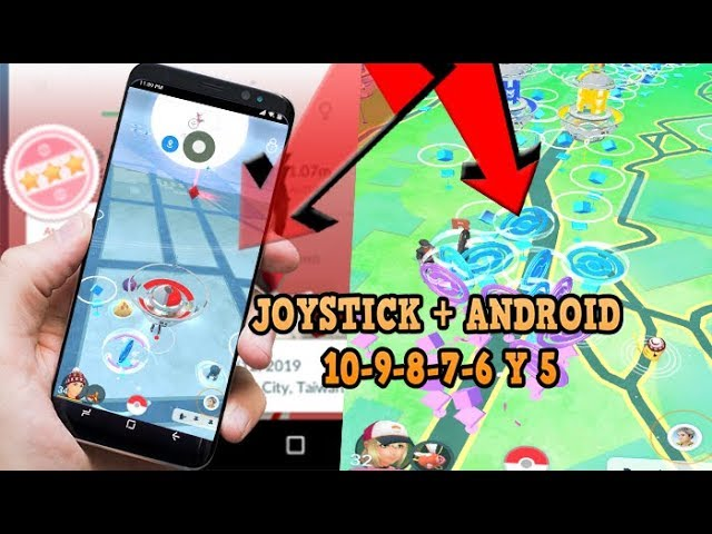 ✅Pokemon go hack android  joystick 2020[NO ROOT]9,8,7,6 y 5🔶Pokemon go hack android 2019