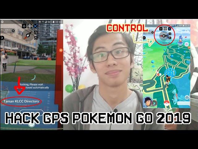 Hack GPS Pokemon Go 2019