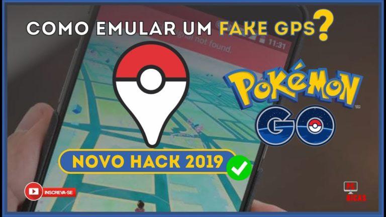 FAKE GPS 2019! POKÉMON GO