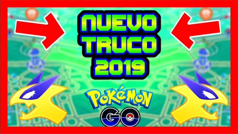 🔥 NUEVO TRUCO de POKEMON GO (2019)!! [FUNCIONA] 🔥