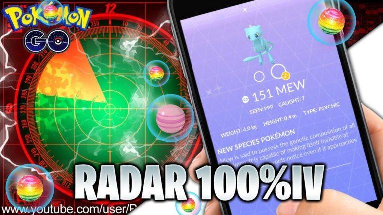¡ COMO CONSEGUIR TODOS LOS POKEMON 100 IV ! NUEVO POKE RADAR Pokemon GO para Android / ios