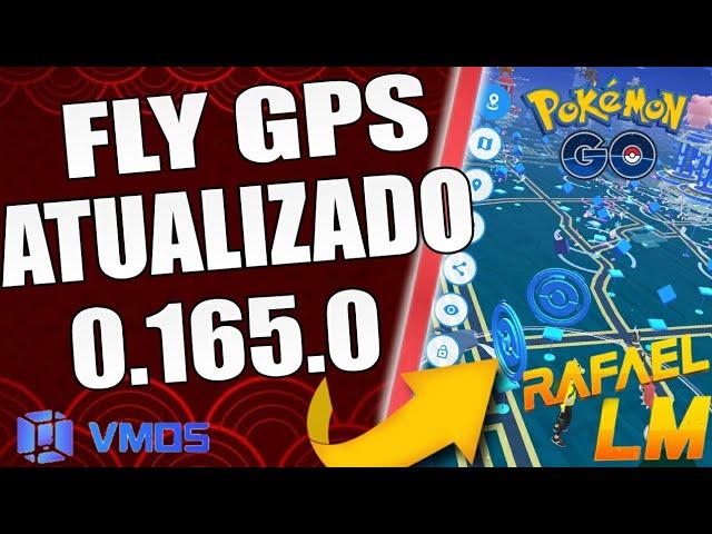 Fly Gps Joystick Pokémon Go Como instalar Fly Gps No Pokémon Go Em Todos Android Sem Root