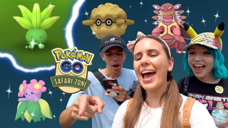 THIS IS NOT WHAT I EXPECTED… Pokémon GO Safari Zone Taipei, Taiwan!