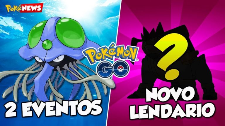 NOVO LENDÁRIO E 2 NOVOS EVENTOS ANUNCIADOS! – Pokémon GO | PokeNews