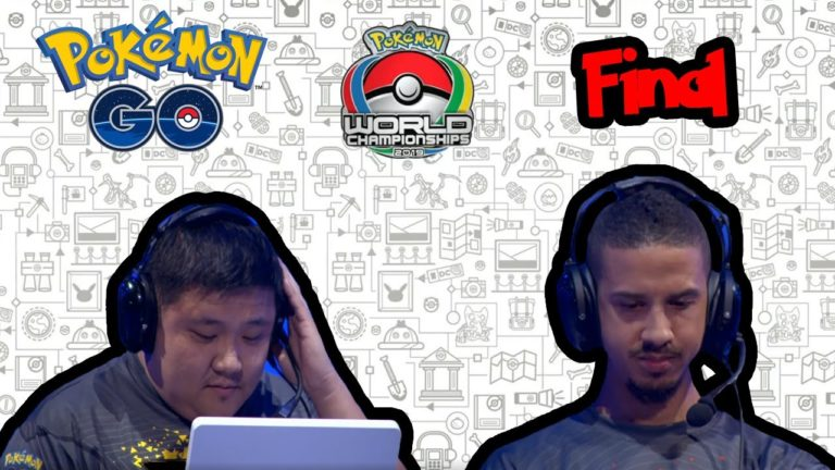 FINAL Pogokieng Vs Poke AK – 2019 Pokemon Go Invitational World Championship
