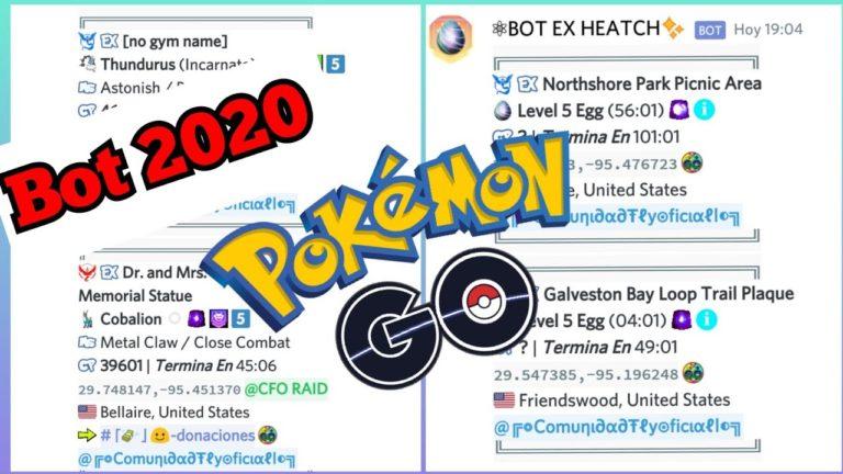 Pokemon Go Truco, Bot. Como encontrar shiny en ruta y Raids 24/7 con bot en 2020 Tutorial