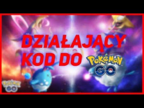 Działający Kod do Pokemon Go ! (działał do 10.04.2020)  Darmowy prezent od Niantic :)