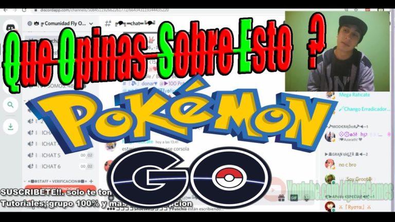 😱🙄 QUE OPINAS SOBRE ESTO !! + como es Pokemon go con la Ayuda a sus usuarios ? (dale megalike), vmos
