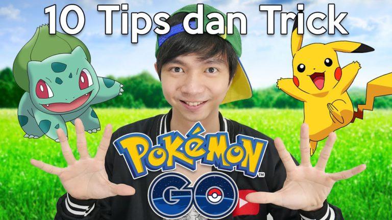 10 Tips dan Trick Buat Pemula – Pokemon Go Indonesia