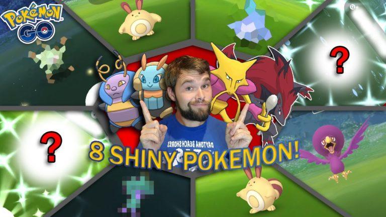 8 SHINY POKEMON CAUGHT! INCENSE DAY! NEW EVENTS! ZOROARK!? GREAT IMPROVEMENTS! (Pokemon GO News)