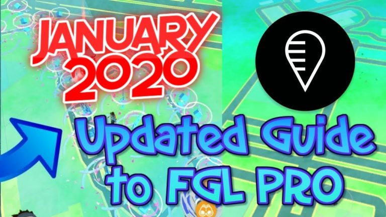 How to use FGL Pro for Pokemon GO! (2020 Method)