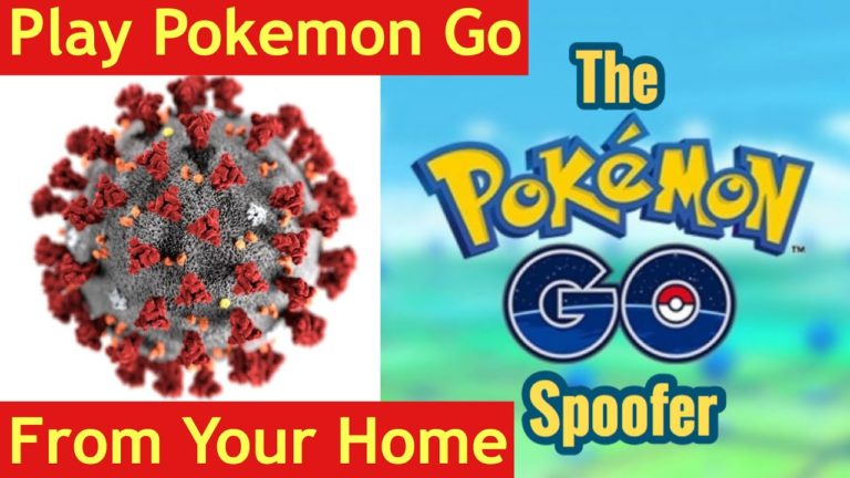 How To Spoof Pokemon Go 2020 – How To Play Pokemon Go During 2020 Lockdown Covid 19 Quarantine