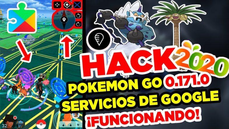 COMO SER FLY EN POKEMON GO 0.171.0 JOYSTICK + SERVICIOS DE GOOGLE | JUGAR DESDE CASA | ABRIL 2020