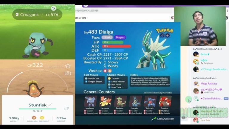 evento  croagunk shiny y nuevo pokemon patata y mas info pokemon go (megalike)