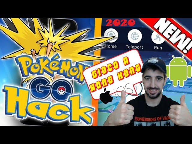 🚀 POKEMON GO da CASA 2020 NUOVO METODO HACK ANDROID + IOS | POGO ITA