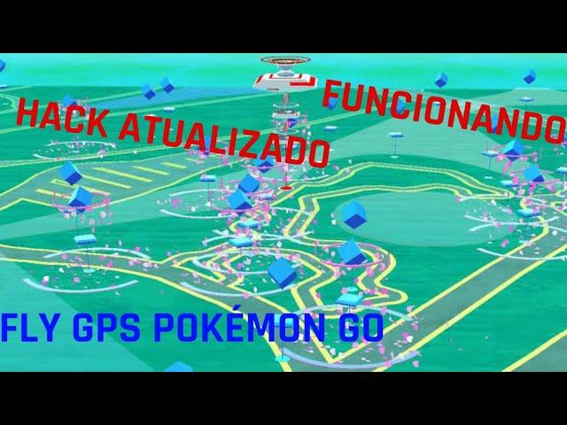HACK PARA POKÉMON GO ATUALIZADO 2020!! FAKE GPS!