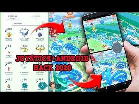 🔘Descargar e INSTALAR joystick pokemon go 2020✅Como ser fly en pokemon go 2020 android 10,9,8,7,6,5