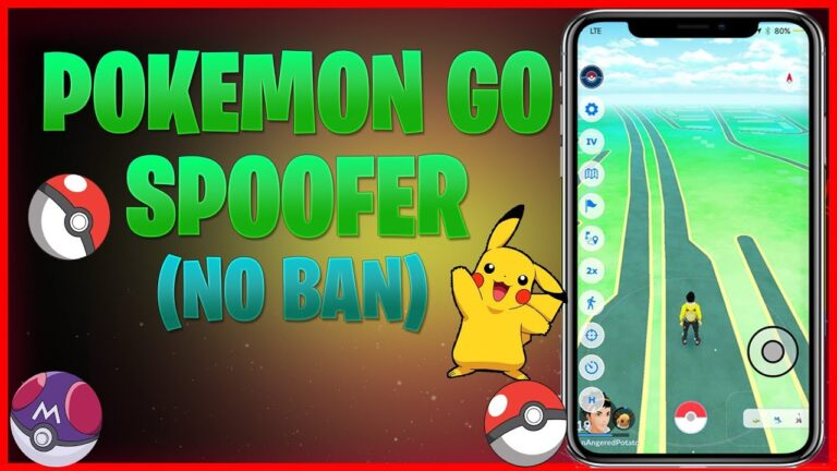 *NO BAN* Pokemon Go Hack – Working Pokemon Go Spoofer For iOS & Android (MAY 2020)