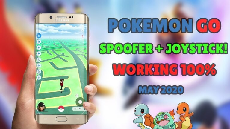 Pokemon Go Hack *NO BAN* – Pokemon Go Spoofer with JoyStick GPS for Android & iOS (May  2020)