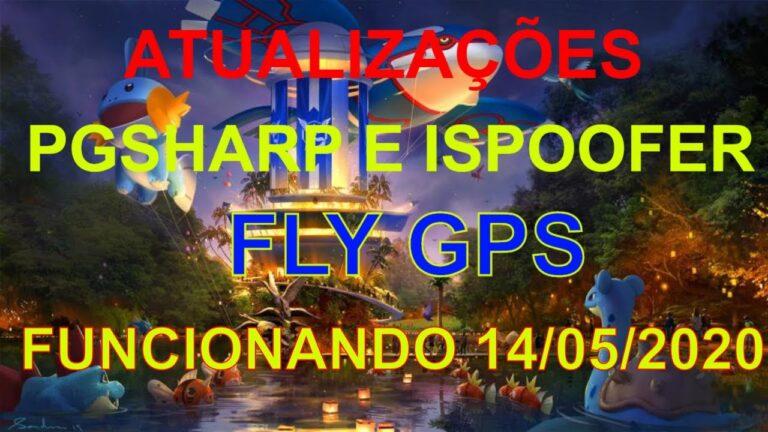 POKEMON GO FAKE GPS ANDROID E IOS ATUALIZADO 2020