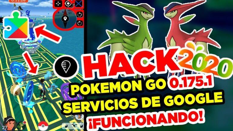 COMO SER FLY EN POKEMON GO 0.175.1 JOYSTICK + SERVICIOS DE GOOGLE   JUGAR DESDE CASA   MAYO 2020