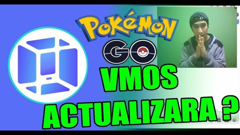 😱🙄 VMOS LA ULTIMA NOTICIA SOBRE ACTUALIZACION Y VFIN PARA POKEMON GO 2020.