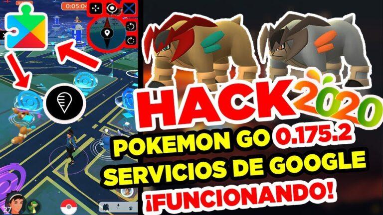 COMO SER FLY EN POKEMON GO 0.175.2 JOYSTICK + SERVICIOS DE GOOGLE   JUGAR DESDE CASA   MAYO 2020