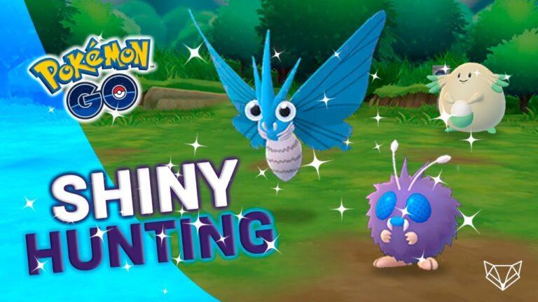 Evento de Kanto, Doble Shiny Hunting EN DIRECTO – Pokemon Go [Neludia]