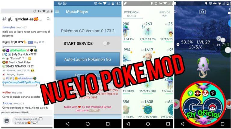 Instalacion nuevo Pokemod pokemon go 2020 tutorial root nuevo metodo (magalike)