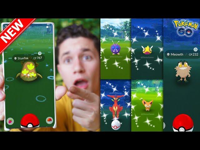 * GENERATION 8 * IN POKÉMON GO! + NEW Events, NEW Shiny Pokémon & More!