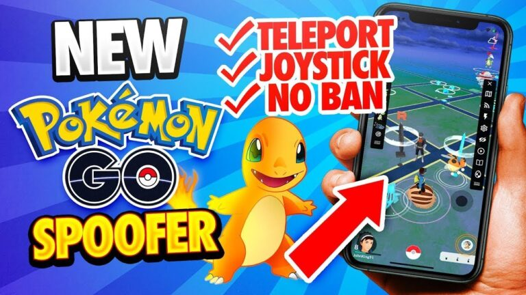 Pokemon Go Hack – Working Pokemon Go Spoofer + Joystick [IOS & ANDROID] June 2020