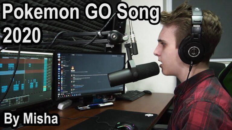 Pokemon GO Song (2020 Edition)
