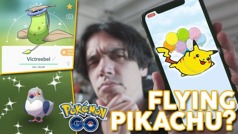 FLYING PIKACHU, NEW SHINIES –  GO FEST 2020 & ANNIVERSARY EVENTS IN POKÉMON GO!