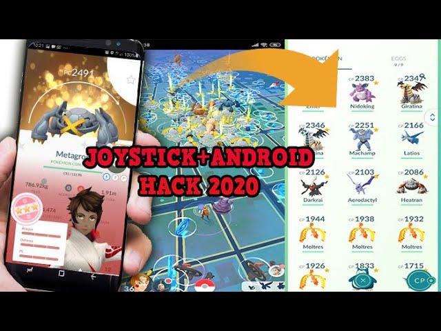 💥Descargar e INSTALAR joystick pokemon go 2020🔷Como ser fly en pokemon go 2020 android 10,9,8,7,6,5