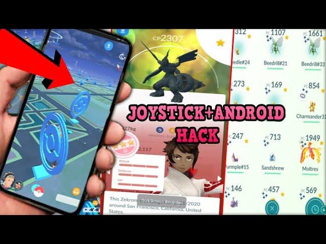 ✔TUTORIAL HACK pokemon go android joystick 2020🛠Como ser fly en pokemon go 2020 android 10,9,8,7,6,5