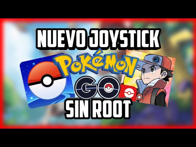 NUEVO JOYSTICK para Pokémon GO 2020 – Android 6,7 y 8 SIN ROOT