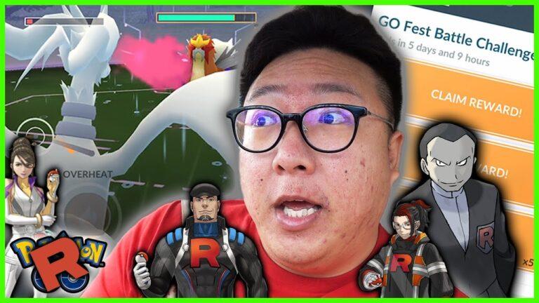 POKEMON GO FEST 2020 BATTLE CHALLENGE, GIOVANNI AND TEAM ROCKET BATTLES – Pokemon GO