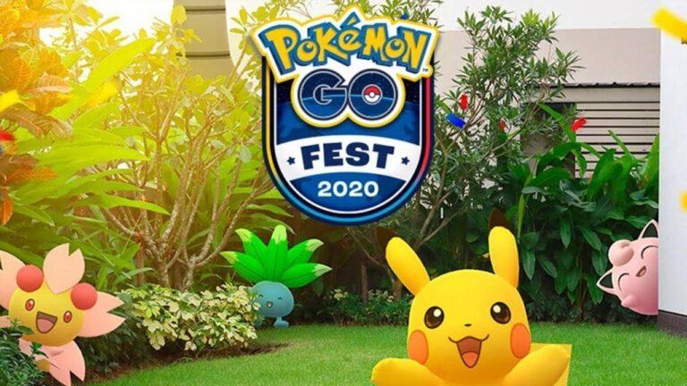 ¡INAUGURACIÓN y mucho más del Pokémon GO Fest 2020! [Keibron]
