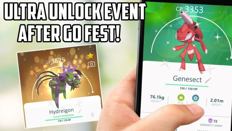 Ultra Unlock Event (August 2020) will be EPIC in Pokemon Go!