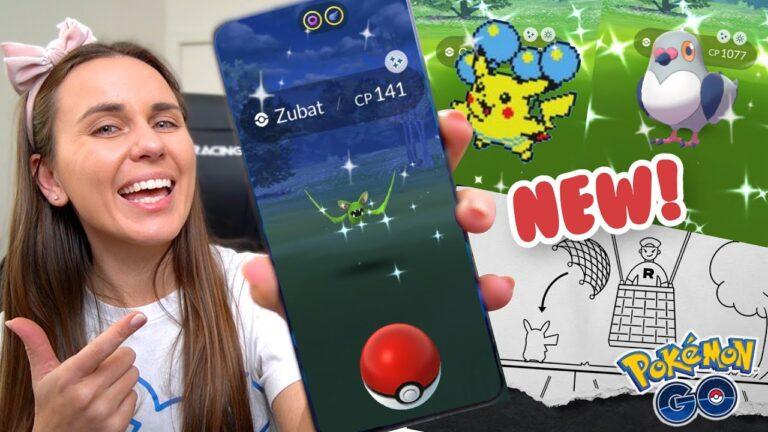 SHINIES & UNOVA POKÉMON IN JULY! Kyurem Raids, Team Go Rocket Takeover & GO Fest | Pokémon GO