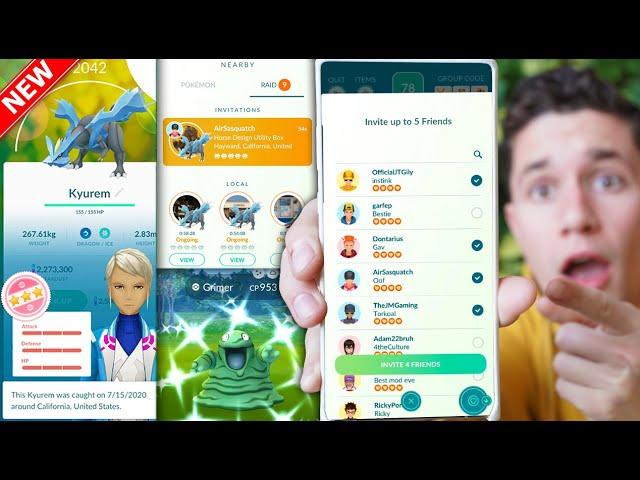THE BIGGEST UPDATE RAIDS HAVE EVER HAD SINCE LAUNCH! (Pokémon GO)