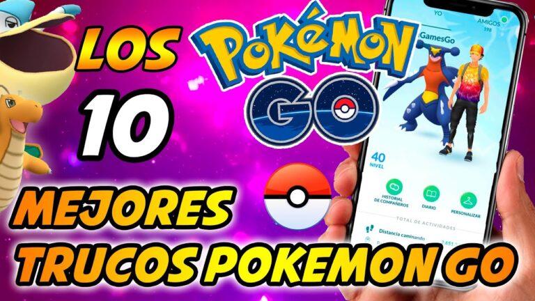 LOS 10 MEJORES TRUCOS DE POKÉMON GO 2020 | Pokémon GO