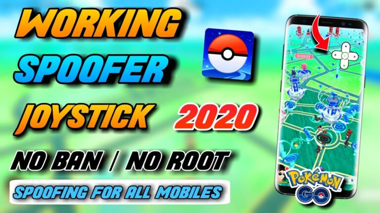 pokemon go working spoofer | how to spoof pokemon go android 2020 | play pokemon go with Joystick.