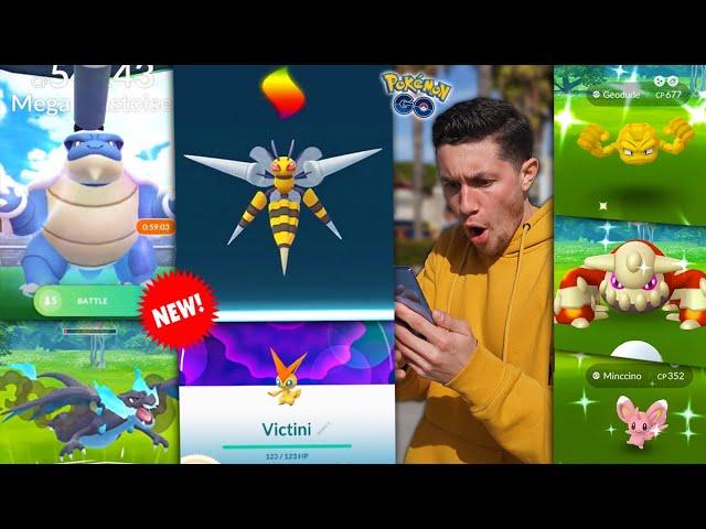 *MEGA POKÉMON* in Pokémon GO?! + HUGE September Updates!