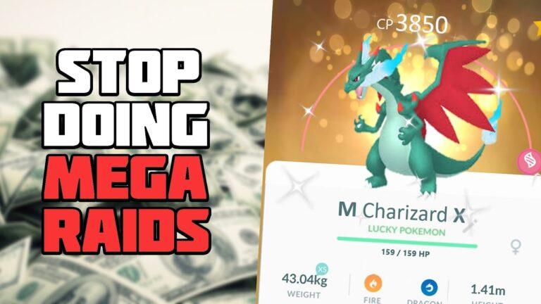 Mega Disappointment with Mega Pokemon in Pokemon GO!