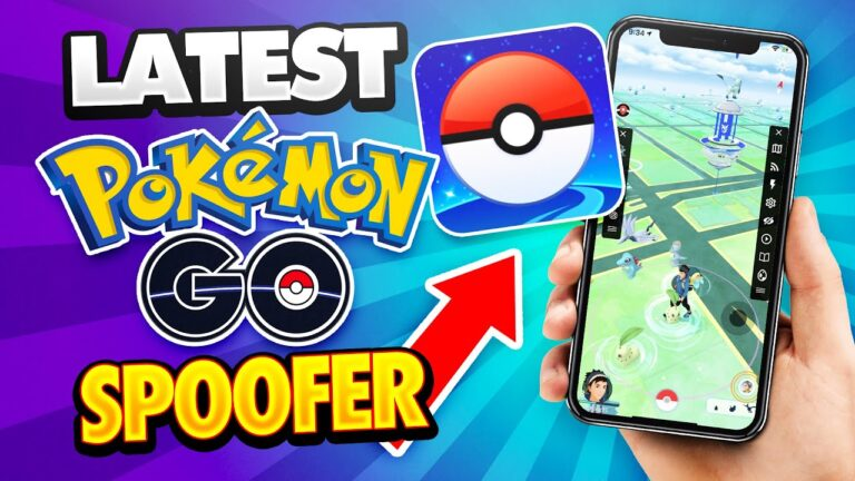 *NO BAN* Pokemon Go Hack – Pokemon Go Spoofer with JoyStick for iOS & Android (2020)